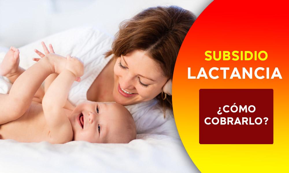 subsidio lactancia