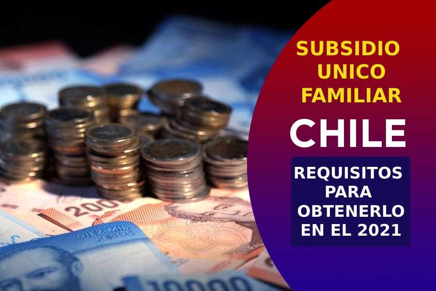 subsidio unico familiar